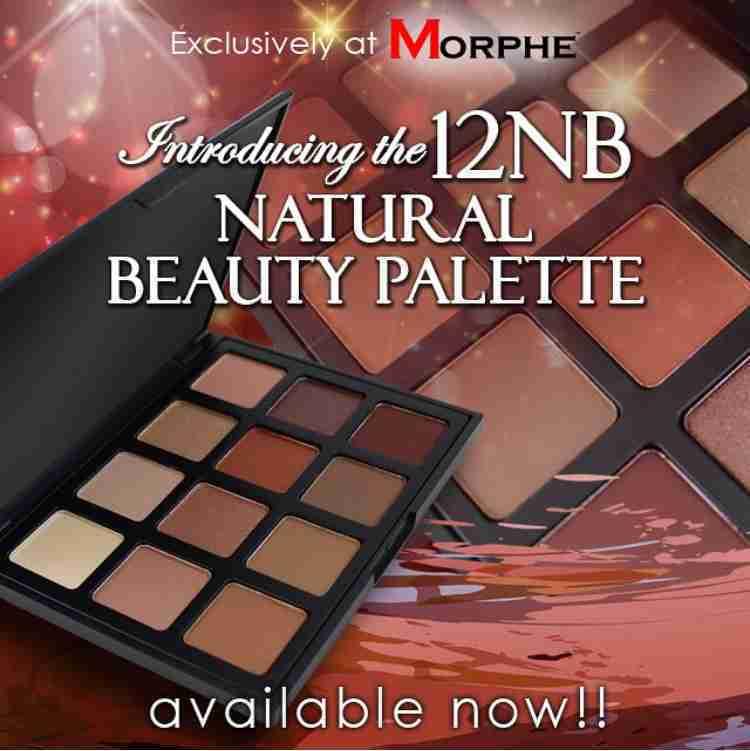 Morphe brushes 12NB