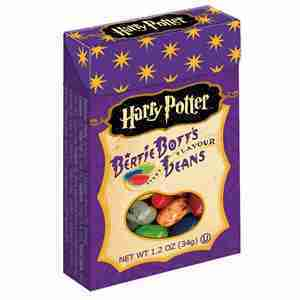 Bertie Botts Every Flavour jelly Beans