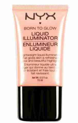 NYX Born To Glow Liquid Illuminator Gleam