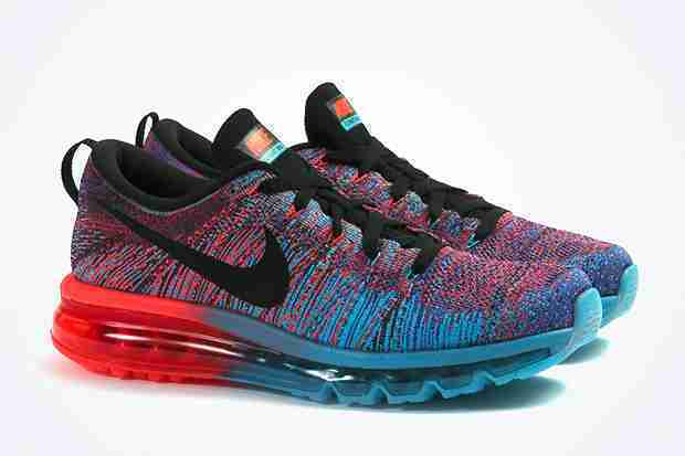 Nike Air Max 2015 Blue And Orange