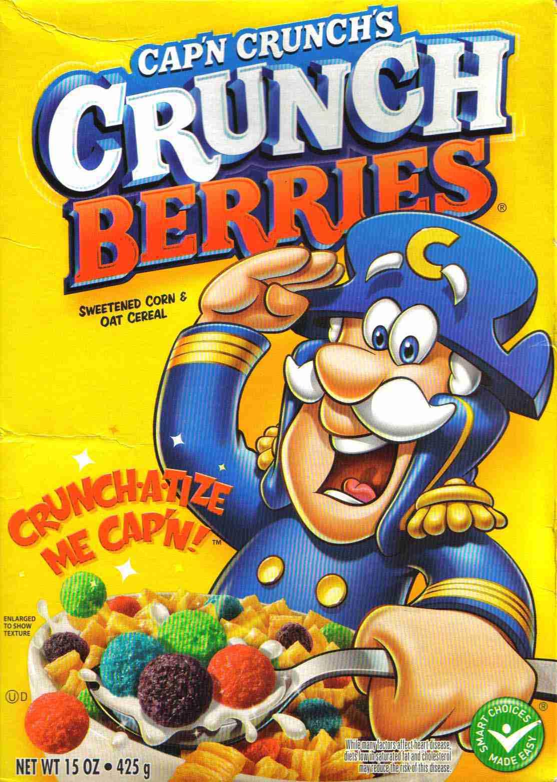 Capn Crunch Berries