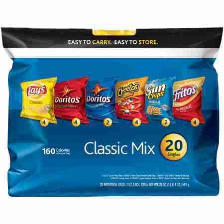 Frito-Lay Flavor Mix Variety Pack