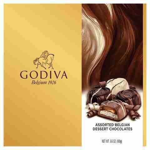 Godiva Dessert Chocolates