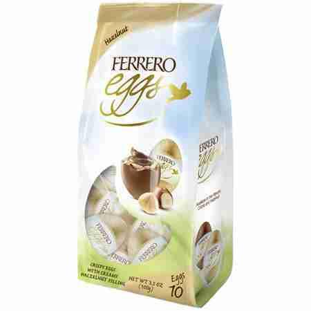 Ferrero Eggs Crispy Eggs