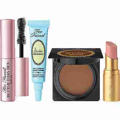 Too faced beauty expert darlings