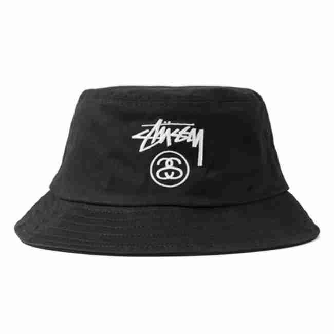 beb4161abade0a ShopandBox - Buy STUSSY STOCK LOCK SU15 BUCKET HAT [BLACK] from KR
