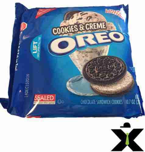 Nabisco Oreo Cookies Flavor Creme