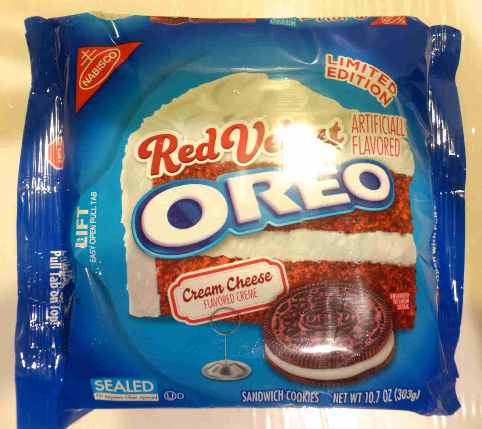 NABISCO OREO Creme Filled Sandwich or Chocolate Covered Cookies