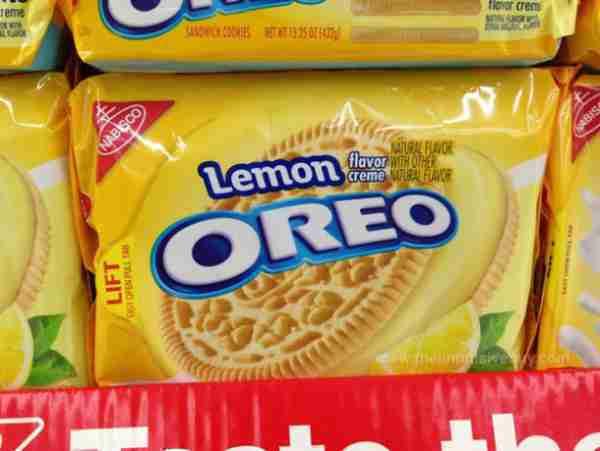 OREO - Lemon