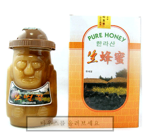 Jeju Island Wild Unprocessed Honey