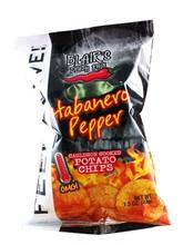 Blairs Death Rain Habanero Potato Chips