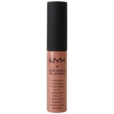 Nyx soft matte lip cream 4