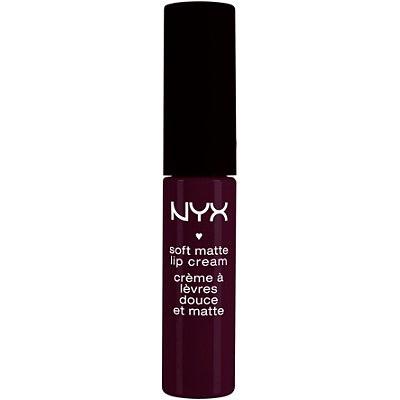 Nyx soft matte lip cream 2